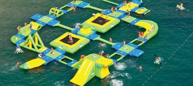 big swim float