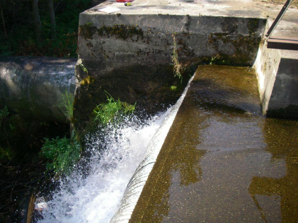 Bartlett Carry Dam, Photo: © Guy Middleton