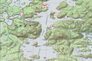 Milfoil map 2014
