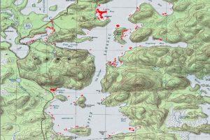Milfoil map 2015