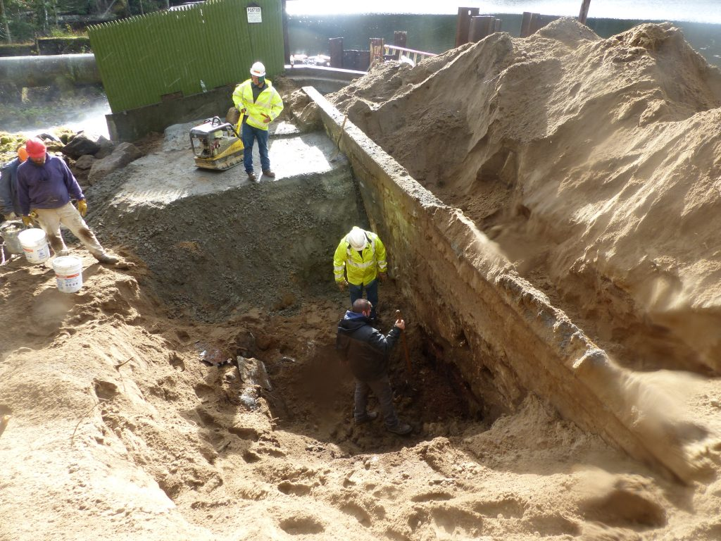 3rd dig back cut-off