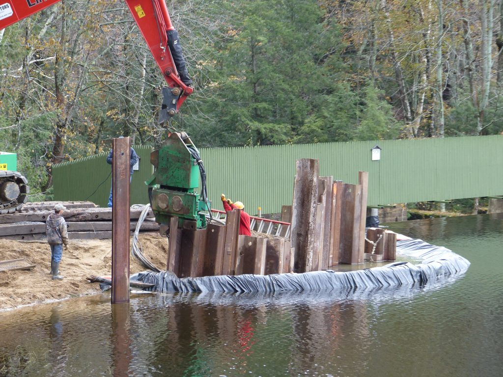 Dam Maintenance 2018 - Upper Saranac Foundation