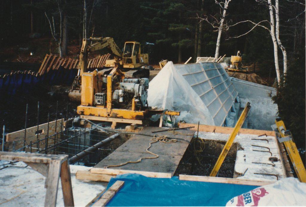1992 North Abutment No. 1