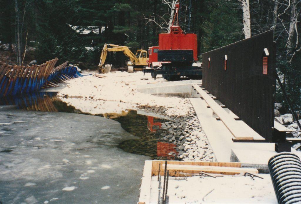 1993 North Abutment No. 4