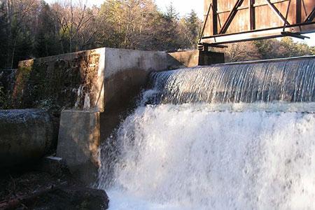 Bartlett Carry Dam