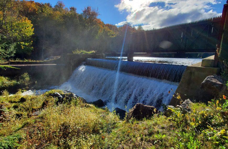 Bartlett Carry Dam isn't alone