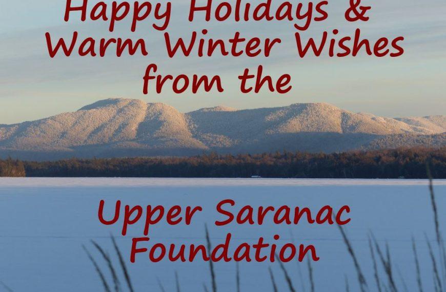 Season's greetings from USF
